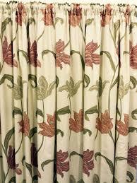 kin terracotta ready made curtains