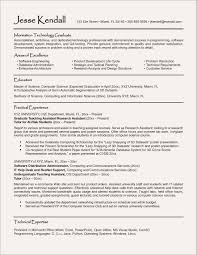 Undergraduate Resume Template Best 77 Puter Science Undergraduate