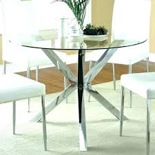 glass breakfast tables round glass dining table glass table cover incredible round glass top dining tables
