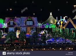 Outdoor Seasonal Lights Seasonal Christmas House Lights Decoration Outdoor Blurred