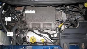 the original mechanic 3 0 l engine chrysler replace water pump 3 0 liter engine on a 2000 dodge caravan