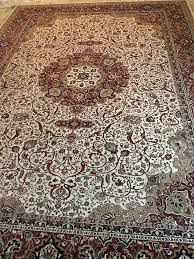 good condition and very big area rug furniture in kansas city mo offerup