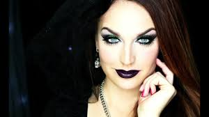 y witch makeup