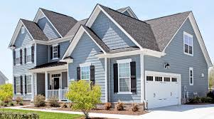 Light Blue Houses With White Trim Pin By Karrine Wagner On Small House Idea Light Blue