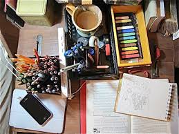 it s that time of the week again and for what s on your workdesk wednesday i m showing you the desk that i use for my early morning quiet time