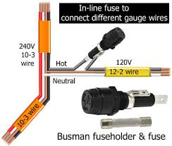 how to connect wire to fuse box facbooik com In Line Fuse Box how to match in line fuse box