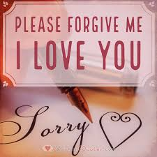 Apology Love Letter For Your Boyfriend New Love Forgiveness Romantic
