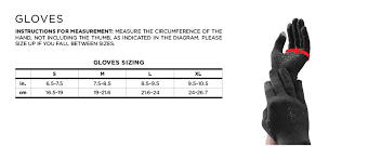 31 Efficient Level Gloves Sizing Chart