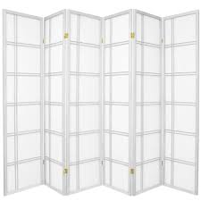ft white panel room dividercdblxpwht  the home depot
