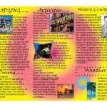 How To Make Travel Brochure How To Make A Travel Brochure Fun Kids The Uks Childrens