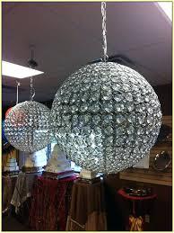 ball chandelier lights crystal ball chandeliers lighting fixtures light sparkling floating crystal ball pendant chandelier