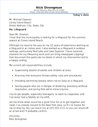 10 Impressive Cover Letter Examples Law And Security Jobs