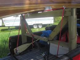Lucas: Complete How to build a canoe rack for a pickup truck