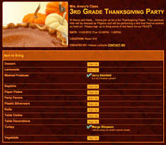 Sign Up Sheet For Thanksgiving Potluck Thanksgiving Printable Potluck Sign Up Sheets Happy Easter