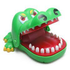 Trò Chơi Boardgame Khám Phá Răng Cá Sấu