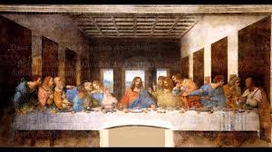 leonardo da vinci s in the last supper mousanz interpretation