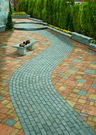 Stone Paver Designs For Walkways This Beautiful Serpentine Pavingstone Pattern Was Created