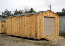 14x20 barn garage exterior