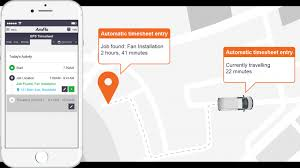 Automated Timesheet Vehicle Gps Tracking Automated Timesheet Software For