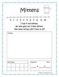 Kids. morning worksheets: Kindergarten Fall Math Activities No ...