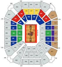 Texas Basketball Seating Chart Online Ticket Office Seating Charts