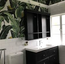 15 Bathroom Wallpaper Ideas That Bring ...