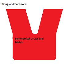 Hydraulic U Cup Metric 30mm Id X 40mm Od X 6mm Seal Price For 1 Pc