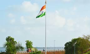 Flag Hoisting Pole Design Flag Pole Flag Mast Manufacturer Bajaj Electricals