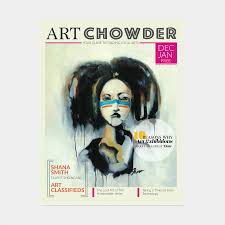 Issue No. 1: Print Copy – Art Chowder