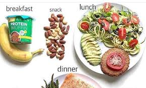 Perfect Health Diet Food Chart Healthy Food Schedule For A Perfect Health And Body Shape