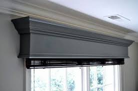 crown molding valance 2 how make a diy window 784 520 interesting photo of 4