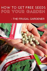 Scheepers Kitchen Garden Seeds The Frugal Gardener How To Get Free Seed Plant Catalogs By Mail