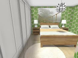 bedroom designs wallpaper. Simple Bedroom Bedroom Ideas  With Tropical Design And Palm Leaf Wallpaper To Designs Wallpaper
