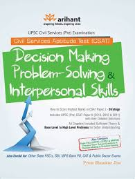 High Interpersonal Skills Csat Decision Making Problem Solving Interpersonal Skills 7th