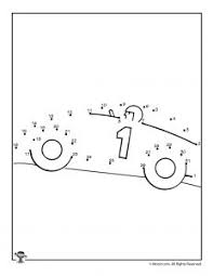 Connect the dots with our dot to dot printable game. Transportation Dot To Dots Printable Activity Pages Woo Jr Kids Activities