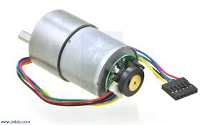 pololu 19 1 metal gearmotor 37dx52l mm 64 cpr encoder no 19 1 metal gearmotor 37dx52l mm 64 cpr encoder no end cap