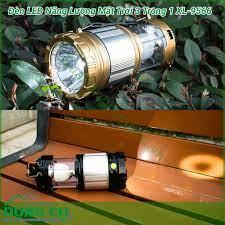 Đèn LED năng lượng mặt trời 3 trong 1 XL-9566
