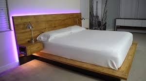 29 Brilliant Easy to Build DIY Platform Bed for a Cozy Bedroom