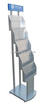 Metal Display Racks And Stands book display standmetal magazine racknewspaper standused 28
