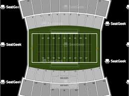Titans Stadium Seating Chart Tennessee Titans Stadium Map Joe Aillet Stadium Seating