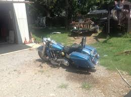 blue harley davidson other for or sell motorcycles stock 1964 antique harley davidson panhead motorcycle runs flh duo glide
