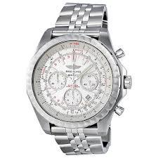 new breitling bentley motors t speed silver dial mens 48mm watch categories