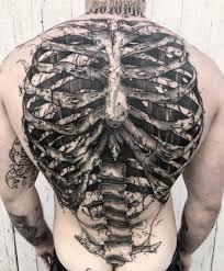Kévin Planes Black Sketch Tattoo