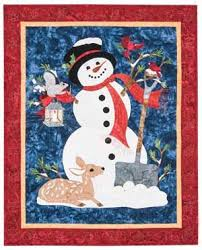 96 best Quilts- Snowman blocks images on Pinterest | Snowmen ... & Keepsake Quilting features a rich collection of high-quality cotton quilting  fabrics, quilt kits, quilting patterns, and more at the best prices! Adamdwight.com