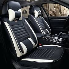 nissan leaf seat covers leather universal car seat cover front rear seats covers for leaf maxima cargo in automobiles seat covers