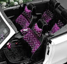 new arrival high quality velvet soft comfortable pretty seat covers