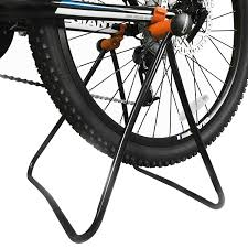 Bicycle Wheel Display Stand Amazon Ibera Easy Utility Bicycle Stand Adjustable Height 17