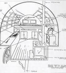 Small Picture The Layout Plans For A Bow Top Gypsy Wagon Blue Prints From The