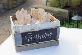 the following are diy wedding fan kits