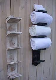 towel racks bathroom towel storage